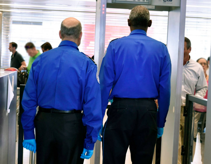 Jew Detector: Don't Want TSA Employees Eyeing Your Naked Body When You