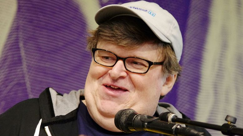 micheal moore fact or false Filmmaker michael moore is producing a new documentary fahrenheit 11/9, which apparently is a clever reversal of the name of his previous film, is of course about president trump and according .